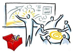 """Тренинг для тренеров и причастных """"Тренды в обучении: Геймификация & Фасилитация"""" Школа эффективных коммуникаций Анны Татьяниной"""
